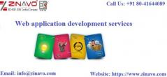 Web application development services, abbotsford